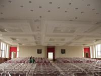 Звукоизоляция потолка Конференц-зал