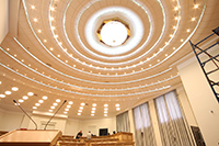 Зал заседания Законодательного собрания ХМАО