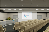 Шумоизоляционные материалы в Конференц-зал Аэропорта