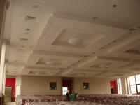 Звукоизоляция потолка и стен конференц-зала