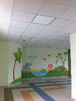 потолочные плиты Clinic и Alaid-2