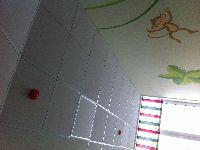 потолочные плиты Clinic и Alaid-3